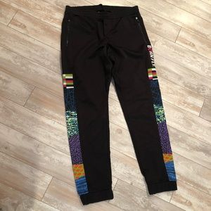Born fly track pants vtg y2k spellout graphic XL